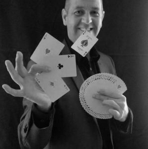 Lance Bowen Magician